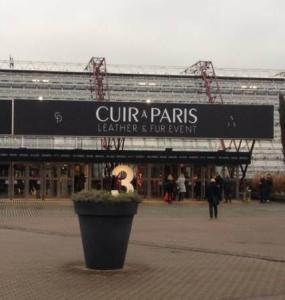Le Cuir a Paris 18/20 Febbraio 2014